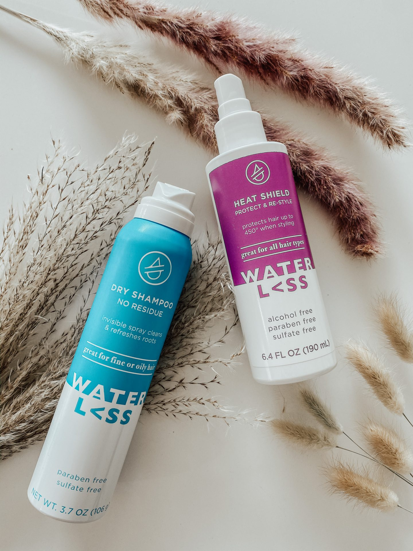 dry styling products